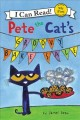 Cover for Pete the cat's groovy bake sale