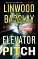 Cover for Elevator pitch: a novel