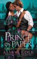 Cover for A Prince on Paper