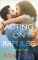 Cover for Acting on impulse
