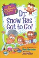 Cover for Dr. Snow has got to go!
