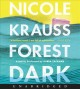 Cover for Forest dark: a novel