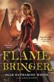 Cover for Flamebringer: A Heartstone Novel
