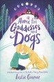 Cover for A home for goddesses and dogs