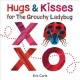 Cover for Hugs & kisses for the grouchy ladybug