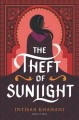 Cover for The theft of sunlight