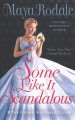 Cover for Some like it scandalous: the Gilded Age girls club