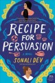Cover for Recipe for persuasion: a novel