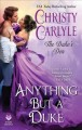 Cover for Anything but a Duke