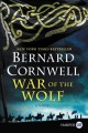 Cover for War of the wolf: a novel [Large Print]