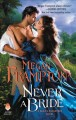 Cover for Never a Bride