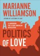 Cover for A politics of love: a handbook for a new American revolution