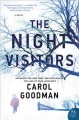 Cover for Night visitors:  a novel