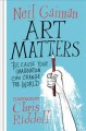 Cover for Art matters: because your imagination can change the world