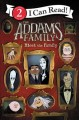Cover for The Addams family. Meet the family