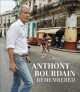 Cover for Anthony Bourdain remembered