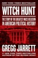 Cover for Witch hunt: the story of the greatest mass delusion in American political h...