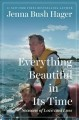 Cover for Everything beautiful in its time: seasons of love and loss
