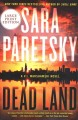 Cover for Dead land [Large Print]