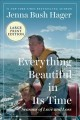 Cover for Everything beautiful in its time: seasons of love and loss [Large Print]