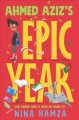Cover for Ahmed Aziz's epic year