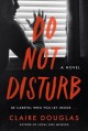 Cover for Do not disturb: a novel