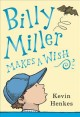 Cover for Billy Miller makes a wish
