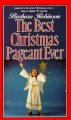 Cover for The best Christmas pageant ever