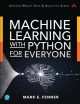 Cover for Machine Learning With Python for Everyone