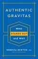 Cover for Authentic gravitas: who stands out and why
