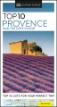 Cover for Top 10 Provence and the Ct̥e D'azur