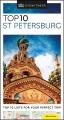 Cover for Dk Eyewitness Top 10 St Petersburg