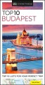 Cover for Dk Eyewitness Top 10 Budapest