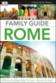 Cover for Dk Eyewitness Family Guide Rome