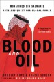 Cover for Blood and oil: Mohammed bin Salman's ruthless quest for global power