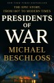 Cover for Presidents of war