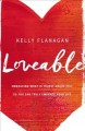 Cover for Loveable: embracing what is truest about you, so you can truly embrace your...