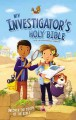 Cover for NIV investigator's Holy Bible: New International Version.