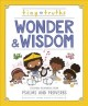 Cover for Wonder and wisdom: everyday reminders from Psalms and Proverbs