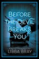 Cover for Before the Devil Breaks You