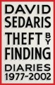 Cover for Theft by finding: diaries 1977-2002
