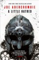 Cover for A little hatred
