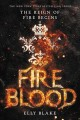 Cover for Fireblood