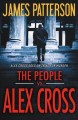 Cover for The People vs. Alex Cross