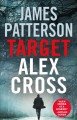 Cover for Target, Alex Cross