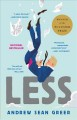 Cover for Less: a novel