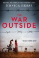 Cover for The war outside