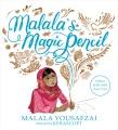 Cover for Malala's magic pencil