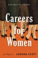 Cover for Careers for women: a novel