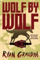 Cover for Wolf by wolf